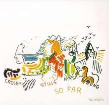 Crosby, Stills, Nash & Young: So Far (180g), LP