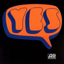 Yes: Yes (Limited 50th Anniversary Edition) (180g) (Orange Vinyl), LP