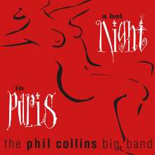 Phil Collins: A Hot Night In Paris, CD