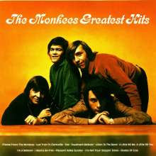 The Monkees: The Monkees Greatest Hits (Limited-Edition) (Orange Vinyl), LP