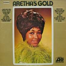 Aretha Franklin: Aretha's Gold (Limited-Edition) (Gold Vinyl), LP