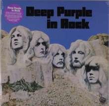 Deep Purple: In Rock (remastered) (180g) (Limited-Edition) (Purple Vinyl), LP