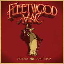 Fleetwood Mac: 50 Years - Don't Stop (Limited-Edition) (Box-Set), 5 LPs