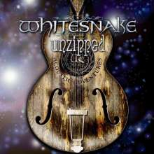 Whitesnake: Unzipped (Super-Deluxe-Edition), 5 CDs und 1 DVD