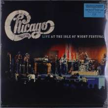 Chicago: Live At The Isle Of Wight Festival, 2 LPs
