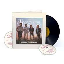 The Doors: Waiting For The Sun (50th-Anniversary-Deluxe-Edition) (180g) (Limited-Numbered-Edition), LP