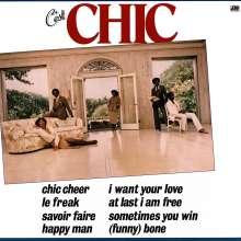Chic: C'est Chic (180g) (HalfSpeed Mastering), LP
