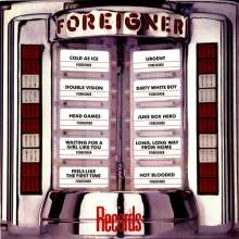 Foreigner: Records (remastered) (Red Vinyl), LP