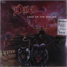 Dio: Lock Up The Wolves (remastered) (Gray Vinyl), LP
