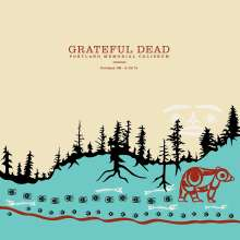 Grateful Dead: Portland Memorial Coliseum 1974 (remastered) (180g) (Limited-Edition-Box), 6 LPs