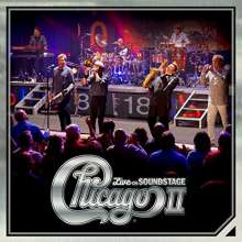 Chicago: Chicago II: Live On Soundstage, CD