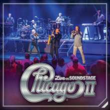 Chicago: Chicago II: Live On Soundstage, 1 CD und 1 DVD