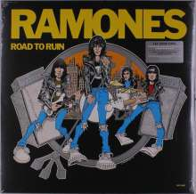 Ramones: Road To Ruin (remastered) (180g), LP