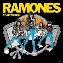 Ramones: Road To Ruin (40th-Anniversary-Edition) (remastered) (Limited-Numbered-Deluxe-Edition), LP