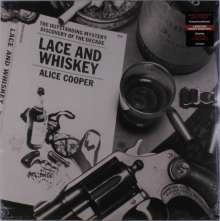 Alice Cooper: Lace And Whiskey (Limited-Edition) (Wheskey Brown Vinyl), LP