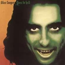 Alice Cooper: Alice Cooper Goes To Hell (Limited-Edition) (Orange Vinyl), LP