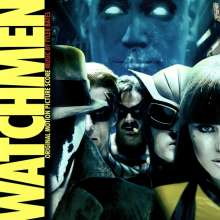 Tyler Bates: Filmmusik: Watchmen (Limited-Edition) (Yellow Vinyl), LP