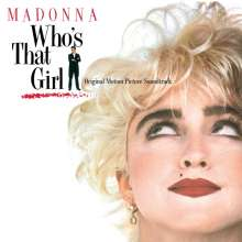 Madonna: Who's That Girl, LP