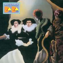 Alice Cooper: Dada (Limited-Edition) (Orange Swirled Vinyl), LP