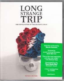 Grateful Dead: Long Strange Trip: The Untold Story Of The Grateful Dead, 2 DVDs