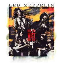 Led Zeppelin: How The West Was Won, Blu-ray Audio