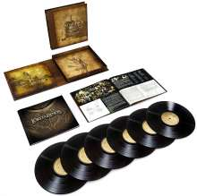 Filmmusik: The Lord Of The Rings: The Motion Picture Trilogy Soundtrack (180g) (Deluxe-Collector's-Box-Set), 6 LPs