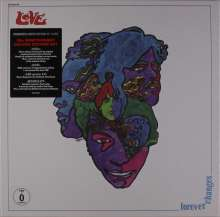Love: Forever Changes (50th Anniversary Deluxe-Edition-Set) (remastered) (180g) (Limited-Numbered-Edition), LP