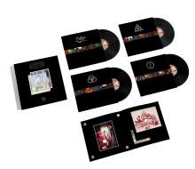 Led Zeppelin: The Song Remains The Same (180g) (Limited-Edition) (Box-Set), 4 LPs