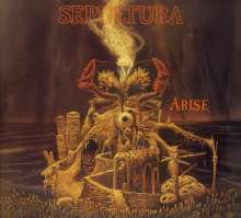 Sepultura: Arise (Re-Release), 2 CDs