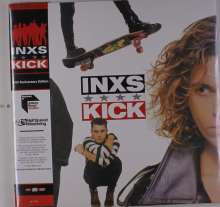 INXS: Kick (30th Anniversary Edition), 2 LPs