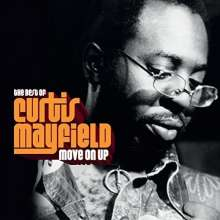 Curtis Mayfield: Move On Up: Best Of, CD