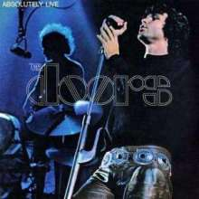The Doors: Absolutely Live (remastered) (Limited Edition) (Midnight Blue Vinyl), 2 LPs