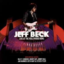 Jeff Beck: Live At The Hollywood Bowl (180g), 3 LPs