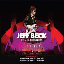 Jeff Beck: Live At The Hollywood Bowl, 2 CDs