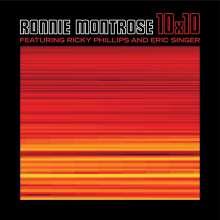 Ronnie Montrose (Montrose): 10x10, CD