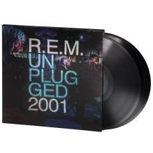R.E.M.: MTV Unplugged 2001, 2 LPs