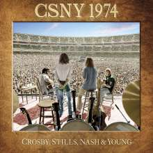 Crosby, Stills, Nash & Young: CSNY 1974, CD