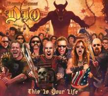 Ronnie James Dio - This Is Your Life (Tribute), CD