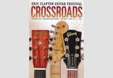 Eric Clapton: Crossroads Guitar Festival 2013, 2 DVDs