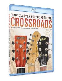 Eric Clapton: Crossroads Guitar Festival 2013, 2 Blu-ray Discs