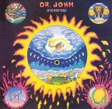 Dr. John: In The Right Place, LP