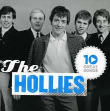 The Hollies: 10 Great Songs, CD