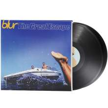 Blur: The Great Escape (remastered), 2 LPs