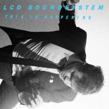 LCD Soundsystem: This Is Happening, CD