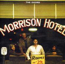 The Doors: Morrison Hotel, CD