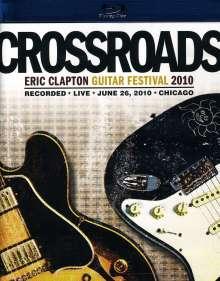Eric Clapton: Crossroads Guitar Festival 2010, 2 Blu-ray Discs