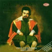 Salve Reyna - Musica Espanola, CD