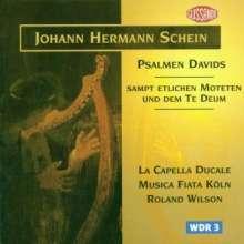 Johann Hermann Schein (1586-1630): Motetten, CD