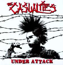 The Casualties: Under Attack, LP