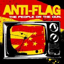 Anti-Flag: The People Or The Gun, LP